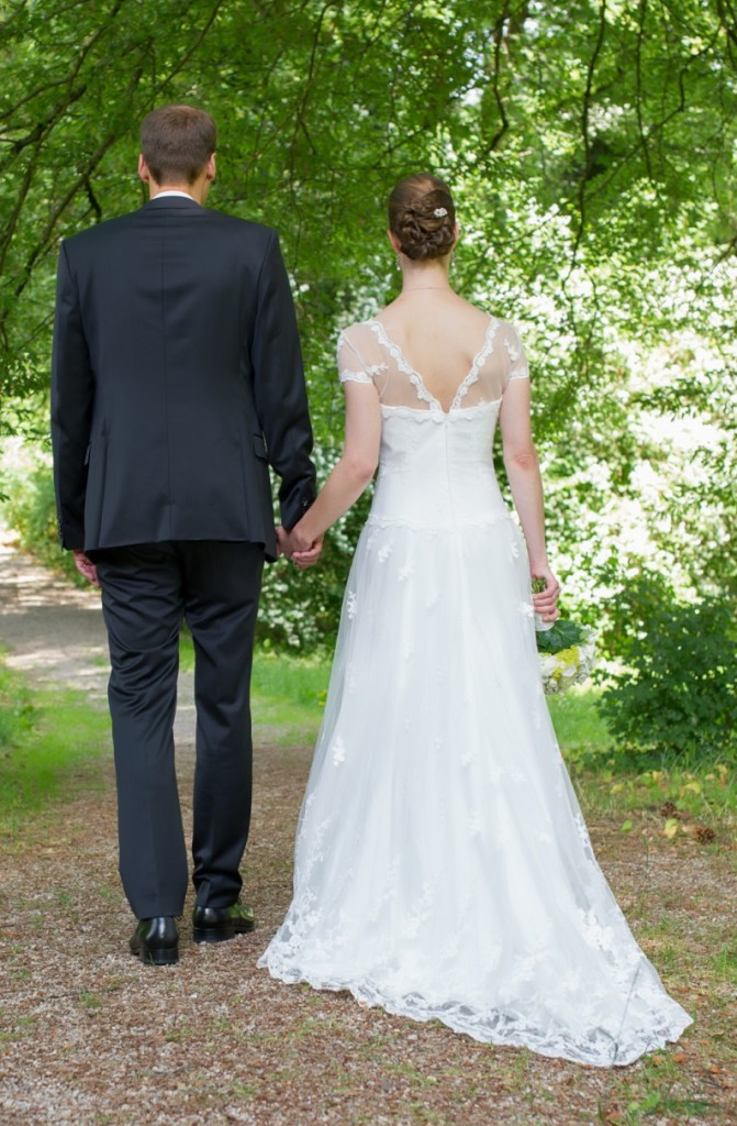 Alexandra und Stefan Hochzeit gehen